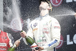 Trident Racing scored win at the Hungaroring in Race 2 of the GP2 Series
