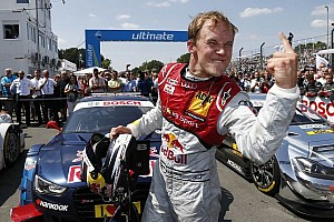 Audi and Ekström penalty upheld by DMSB, no winner at Norisring