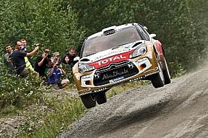 Hirvonen wins Finland qualifying