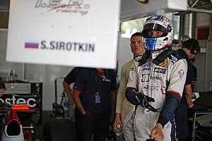 No test debut for Sirotkin until 2014