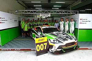 Craft Racing AMR kicks off season in South Korea