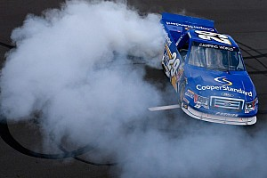 Blaney charges to second-career win at Pocono