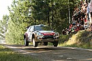 Citroën Total Abu Dhabi Team crew finished fourth in Finland