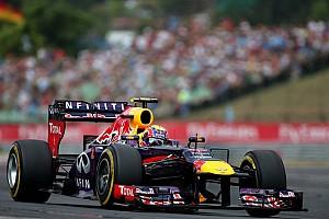 Webber won't miss 'boy' Vettel