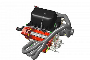 HPD prepares new 2014 LMP1 customer engine