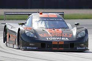 Wayne Taylor Racing will start Saturday's race at Road America from the front row