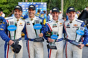 Double podium for Action Express Racing at Road America