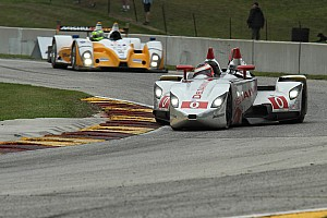 DeltaWing leads 16 laps at Road America