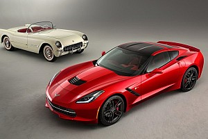 America's iconic Corvette takes center stage in Monterey