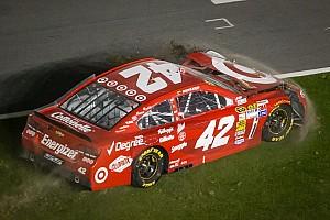 NASCAR racing is not as easy as it may look