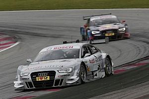 Audi dominates free practice at Nürburgring