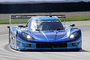 Spirit of Daytona sixth on Kansas Grid