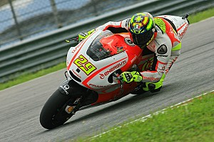 Pramac Racing's Iannone very close to Q2 at Indianapolis