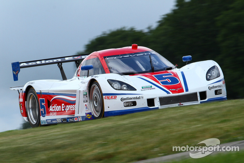 Double top-5 for Action Express Racing in Kansas debut