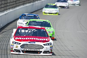 Bayne finish 21st on big day for Ford at Michigan