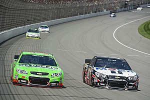 Patrick finishes 23rd in Michigan 400