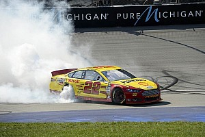 Cool-Down Lap: Joey Logano's victory complicates Chase picture