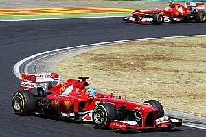 Ferrari tries to ease 2014 driver rumours