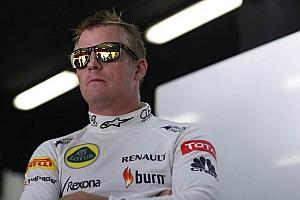 Raikkonen admitted Ferrari move at Finnish party