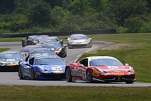 Under development: Preparation continues for full slate of IMSA-sanctioned series