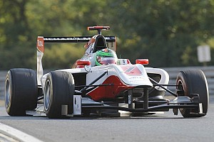 Daly sets the early pace in Spa-Francorchamps
