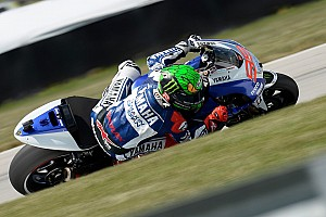 Yamaha makes a flying start in Brno