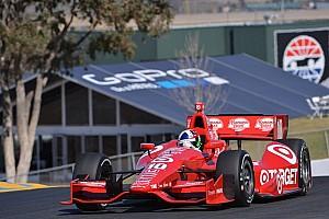 Dario Franchitti takes his third Sonoma pole