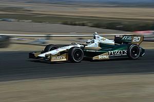 Carpenter and ECR team draw tough qualifying round Saturday at Sonoma