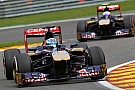 A single point for Toro Rosso on Belgian GP