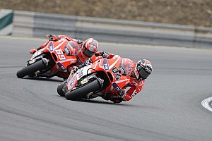 Dovizioso, Hayden seventh and eighth in Czech Republic GP