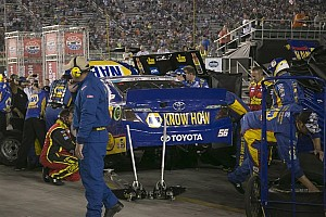 Despite wrist injury, Truex Jr will continue to race