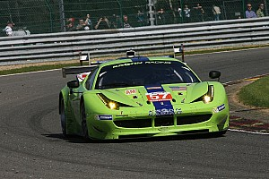 Rebounding Krohn Racing team sets sights on podium at Sao Paulo