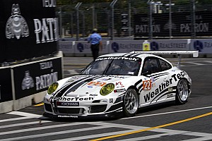 MacNeil and Bleekemolen to start on Pole in GTC at Baltimore