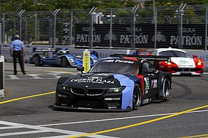 BMW Team RLL secures pole position at Grand Prix of Baltimore