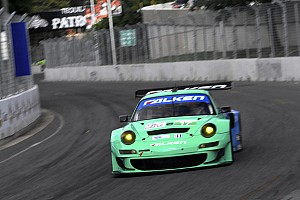 Long and Henzler top Porsche GT qualifiers in Baltimore