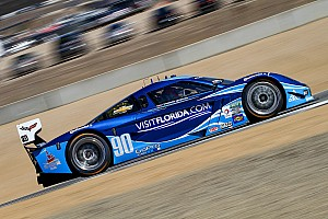 Westbrook leads front-row sweep for Corvette DPs in Monterey