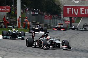 Monza: 2013 best result so far for Sauber