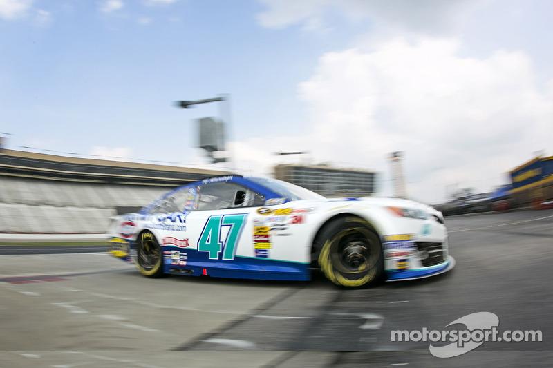 AJ Allmendinger will pilot the No. 47 at Chicagoland Spedway