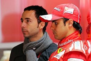 Lotus admits Massa 'on the list' to replace Raikkonen