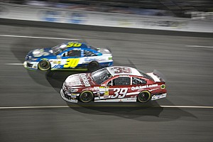 Ryan Newman prepares for Chicago 400