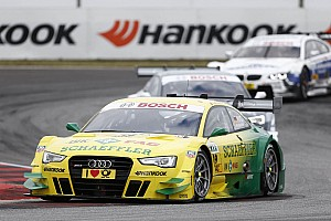Audi scores points at Oschersleben with all eight cars