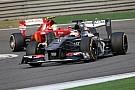Massa has edge on Hulkenberg for Lotus seat