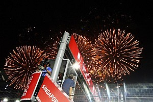The challenges of the Singapore Grand Prix