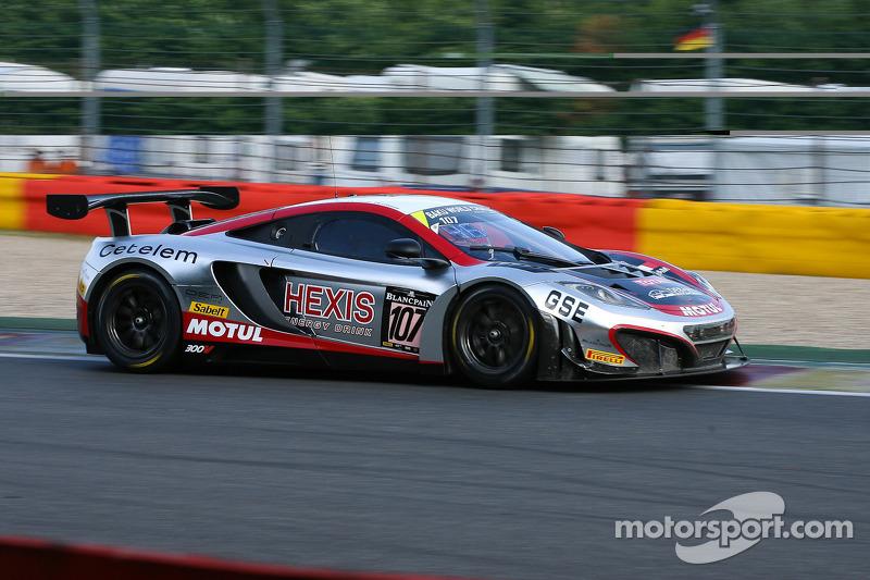 Hexis Racing looking forward to race at Nürburgring