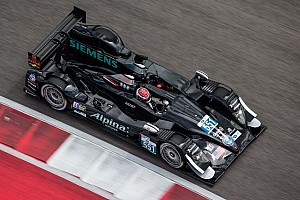 Level 5 Motorsports leads testing at Circuit of The Americas