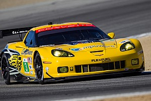 Corvette Racing at Austin: second and third in GT qualifying