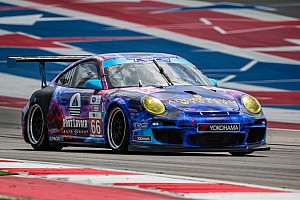 TRG and Keating/Faulkner claim pole at COTA
