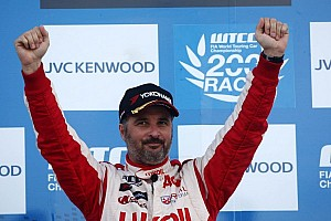 Yvan Muller talks about the 2013 driver's championship that he won