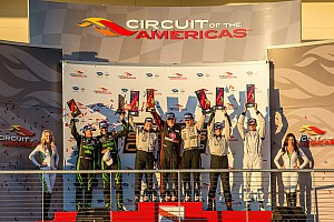 Podium finish for Extreme Speed Motorsports at COTA