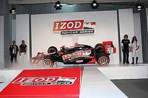 IZOD and IndyCar Series to conclude sponsorship after 2013